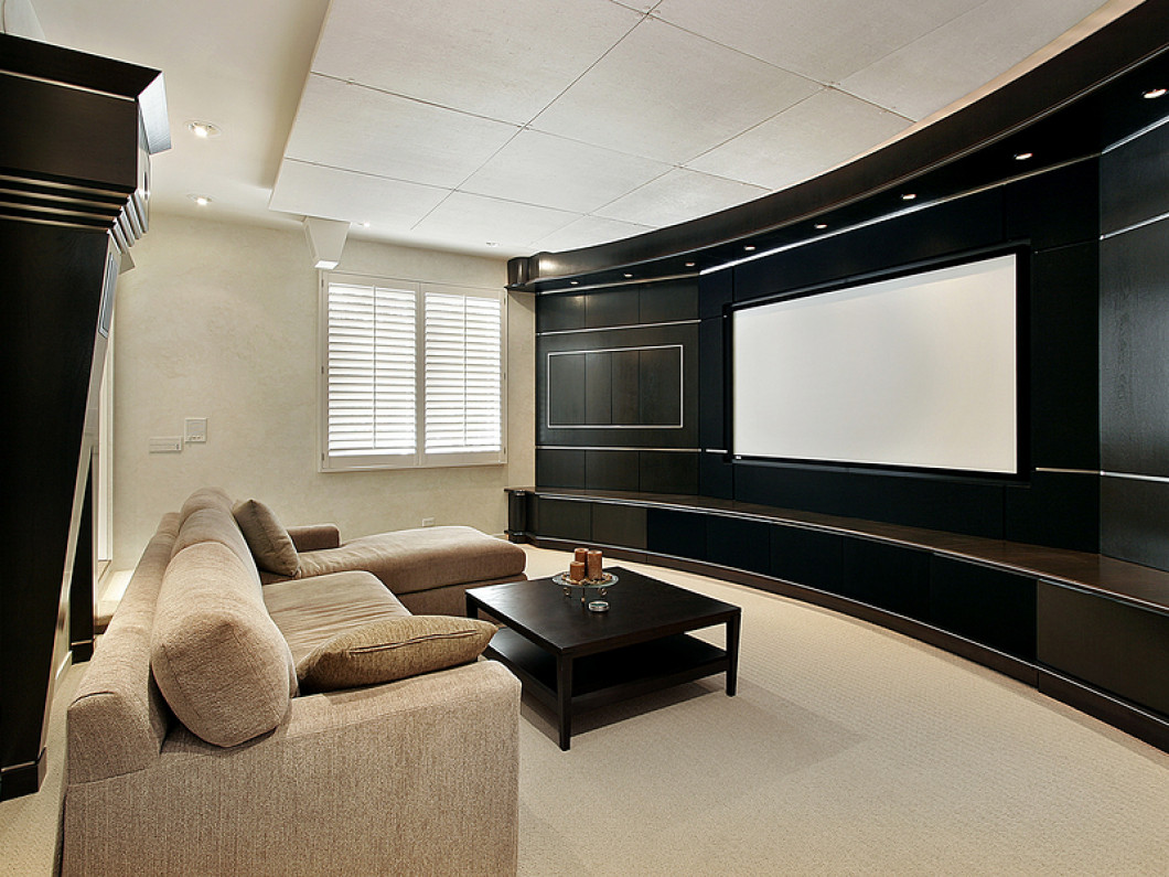 Surround Sound Installation Home Theaters Fort Collins Windsor Wiring A New House For Full Theater Experience In The Comfort Of Your Own