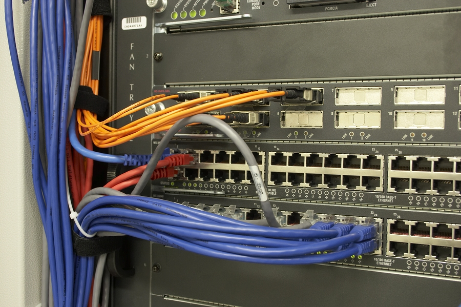 Moving or Building a New Office and Need Commercial Wiring?